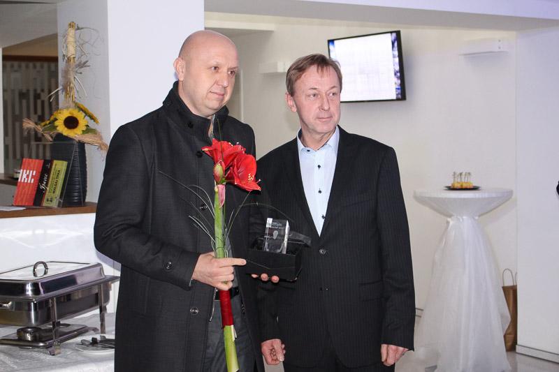 Naj osebnost Šentjurskih novic 2014 je Boštjan Kukovičič