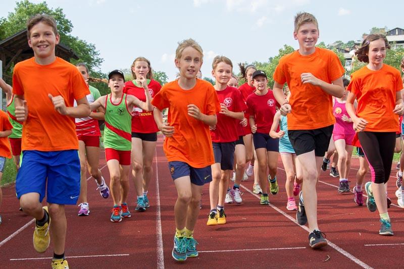 Zadnje srečanje Kozjanske otroške atletske lige