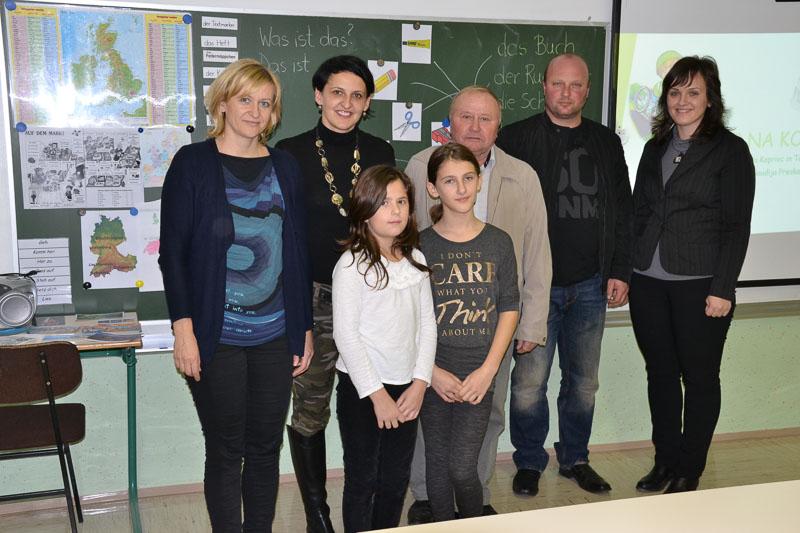 Sodelovanje SPV z osnovnošolci