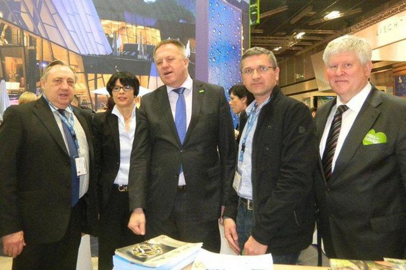 Šentjur na svetovni turistični borzi ITB Berlin 2016