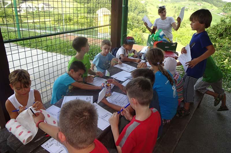 mednarodni poletni jezikovni tabori