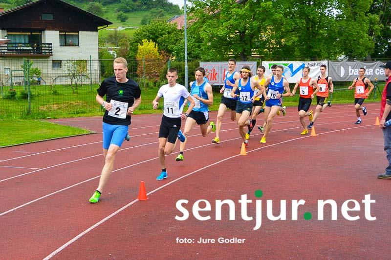 Skoraj 500 atletov v Šentjurju