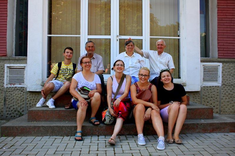 Bodoči socialni podjetniki na usposabljanju v Romuniji