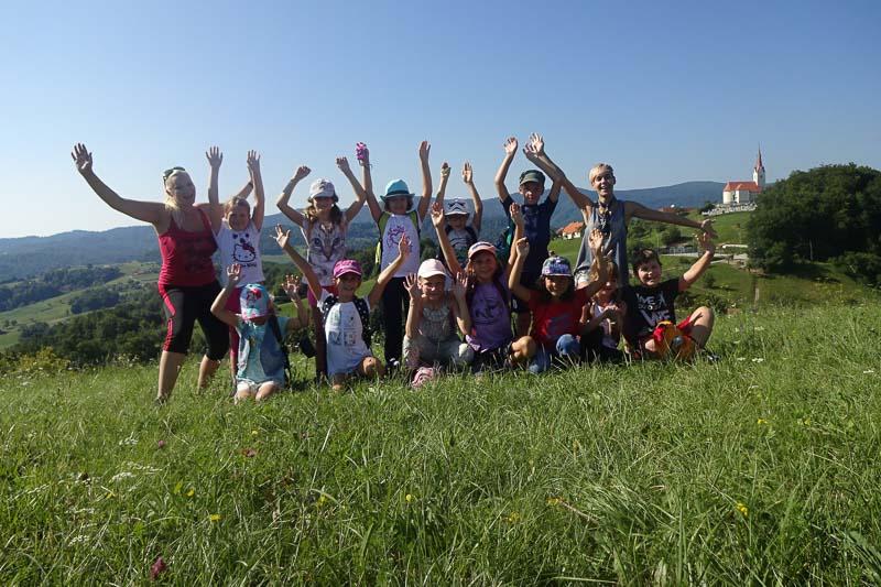 Mednarodni tabori na Prevorju uspešno zaključeni